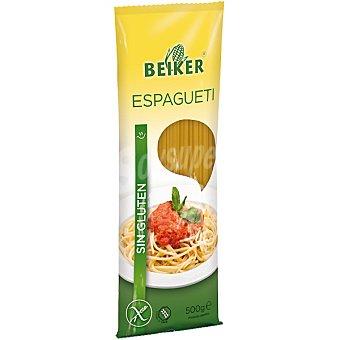 Beiker Spaguetti sin gluten Envase 500 g