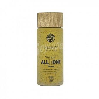 Purina One Gel limpieza facial all in para hombre Naobay 100 ml 100 ml