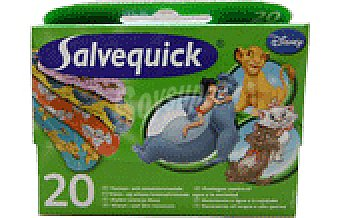 Salvequick APOSITOS DISNEY 4 FORMS 1 UNI