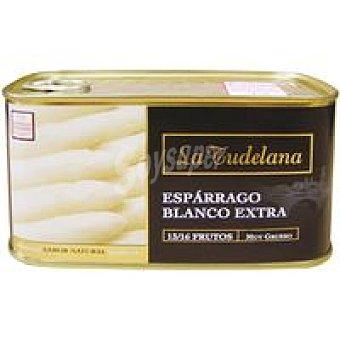 D.O. LA TUDELANA Espárrago blanco 13/16 piezas Lata 500 g