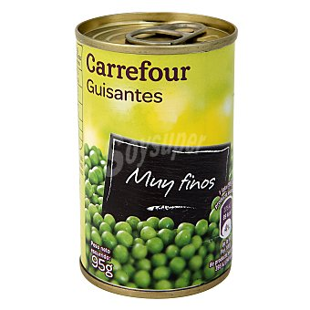 Carrefour Guisantes muy finos tanganillo 95 g