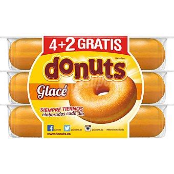Donuts Glacé envase 312 g 4 unidades