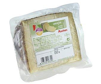 PRODUCTO ALCAMPO Queso de oveja curado 515 gramos aproximados