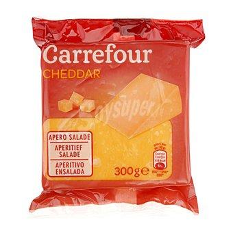 Carrefour Queso Cheddar Porción 300 g