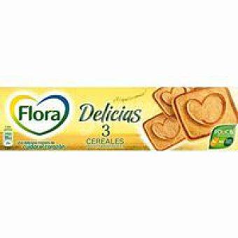 FLORA Galletas Delicias caja 200 g
