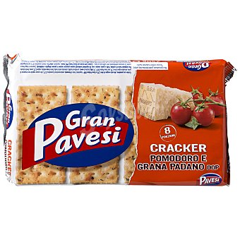 Gran Pavesi Craker sabor queso 250 g