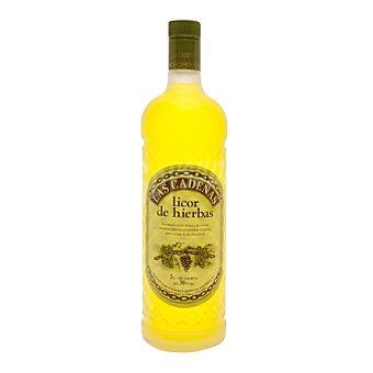 Las Cadenas Licor de hierbas Botella 1 litro