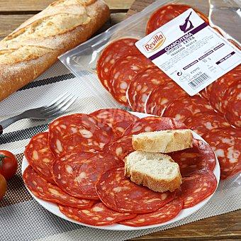 Revilla Chorizo extra tradicional Revilla en lonchas Sobre de 100 g