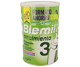Blemil plus Leche 3 de crecimiento en polvo Bote 1.2 kg
