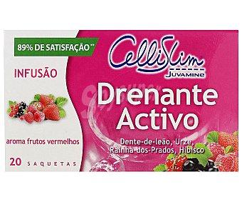 Cellislim Infusión Drenante Activo 20 bolsitas de 30 g
