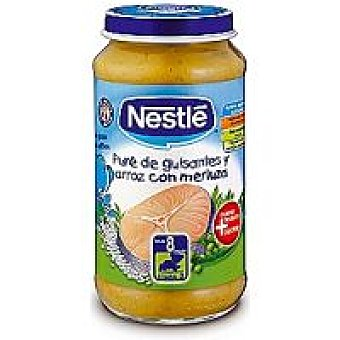 Nestlé Tarrito de merluza-guis.-arroz desde 6º mes Tarro 250 g