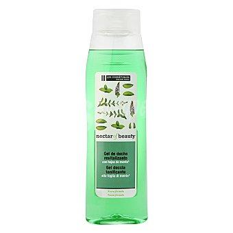 Les Cosmetiques Gel de ducha revitalizante con hojas de menta 750 ml