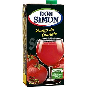 DON SIMON zumo de tomate envase 1 l