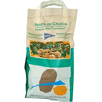 Hipercor Patatas gallegas I.G.P Bolsa 3 kg