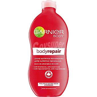 ANTI Body leche nutritiva reparadora -tiranteces piel extra seca o dañada Frasco 400 ml