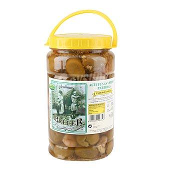 Brefer Aceitunas verdes partidas 800 g