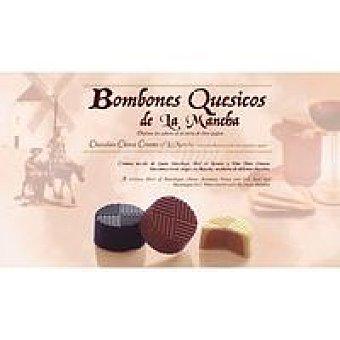 CASITA de los BOMBONES Bombones quesicos Mancha La Caja 170 g