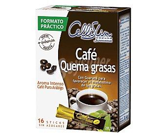 Cellislim Café verde de adelgazamiento  Caja 16 uds
