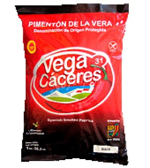 Vega Cáceres Pimentón dulce 31 especial 1 kg