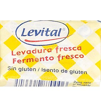 Levital Levadura fresca Pack 2x25 g