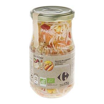 Carrefour Bio Ensalada vegetales 175 g