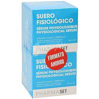 Pharmaset Suero fisiológico unidosis Pack 2 x 30 u