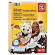 Cereales pétalos de chocolate y chocolate blanco Caja 375 g DIA