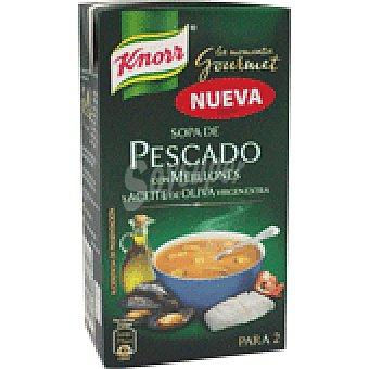 Knorr Crema pescado 500 ML