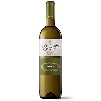 Beronia Vino blanco verdejo con denominación de origen Rueda Botella de 75 cl