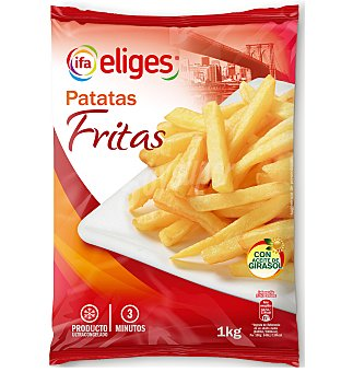 ifa eliges Patatas fritas cong 1000 g