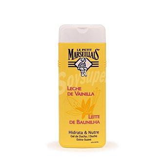 Le Petit Marseillais Gel de leche de vainilla Bote 400 ml