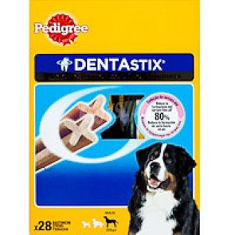 DENTASTIX Dentastix grande 28 Caja 1,080 kg