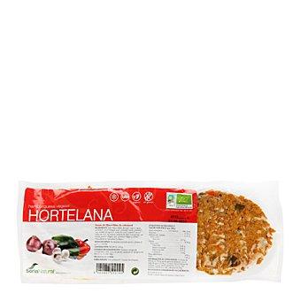Soria Natural Hamburguesa de tofu estilo hortelana ecológica 160 g