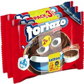 Bimbo Tortazo multicereal Pack 2x30 g