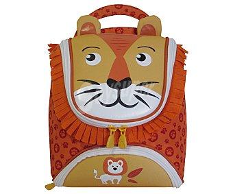 Alcampo Mochila de iniciación al colegio de león baby