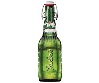 Grolsch Cerveza rubia Holandesa 45 cl