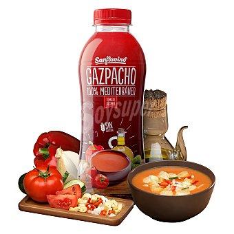 SANFLAVINO Gazpacho Botella de 600 ml