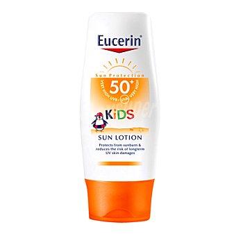 Eucerin Loción solar infantil FP 50+ Kids 150 ml