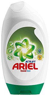 Ariel Detergente Excel Gel Regular 24 ds