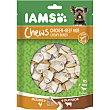 Chews hueso de mascar para perros adultos de 2 a 12 kg envase 252 g IAMS