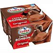 Postre de chocolate Pack 4x125 g CLESA