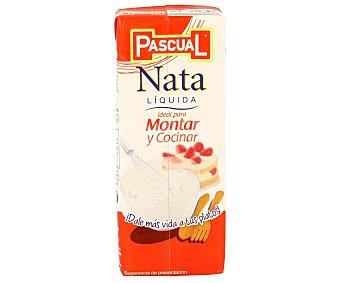 Pascual Nata líquida para cocinar Brik 200 ml