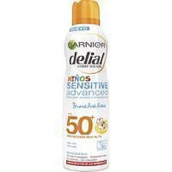 Delial Garnier Bruma niño antiarena FP50+ Spray 200 ml