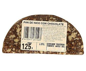 Capo Pan de higo con chocolate,, 125 gramos
