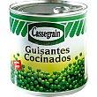 Guisantes extrafinos cocinados Lata 280 g neto escurrido Cassegrain