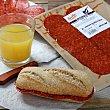 Chorizo extra pamplona loncheado Envase 100 g Revilla