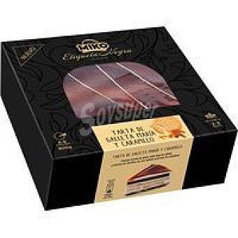 Miko Tarta de galleta-caramelo Caja 800 g