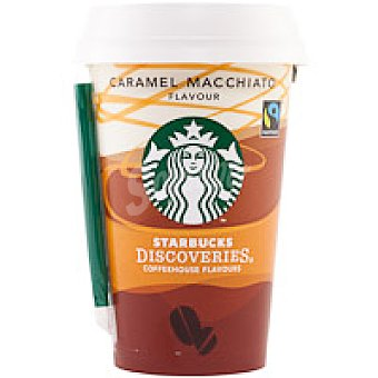 Starbucks Discoveries de caramelo Vaso 220 ml