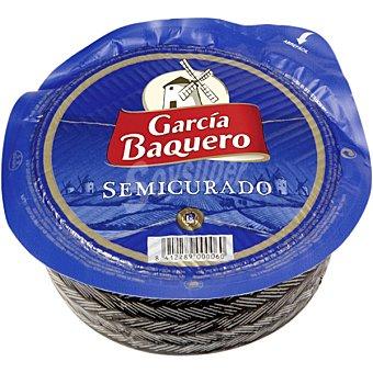 García Baquero Queso semicurado  1 kg (peso aproximado pieza)