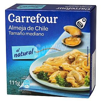 Carrefour Almejas chile natural 63 g
